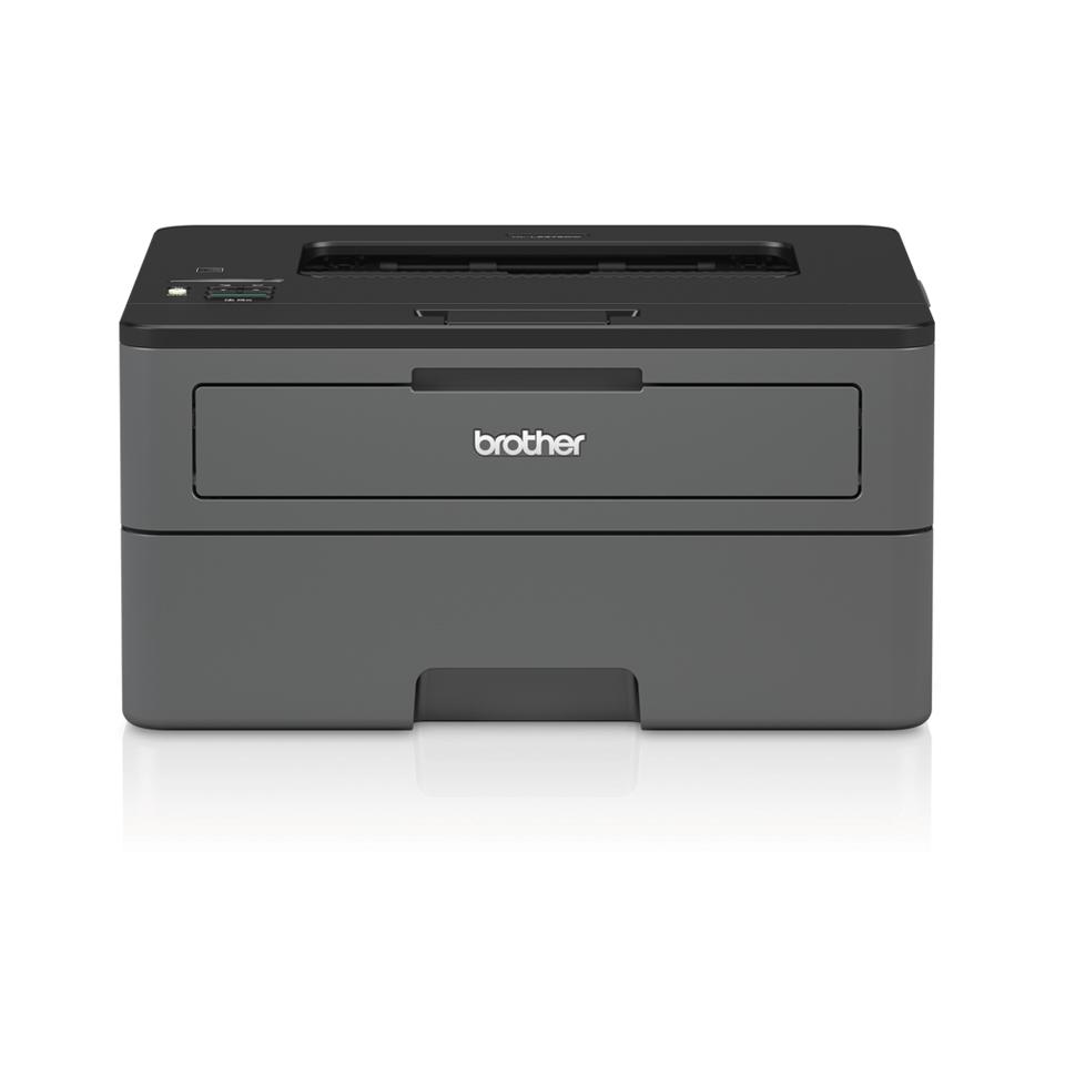 Compact Wireless Mono Laser Printer - Brother HL-L2375DW 2