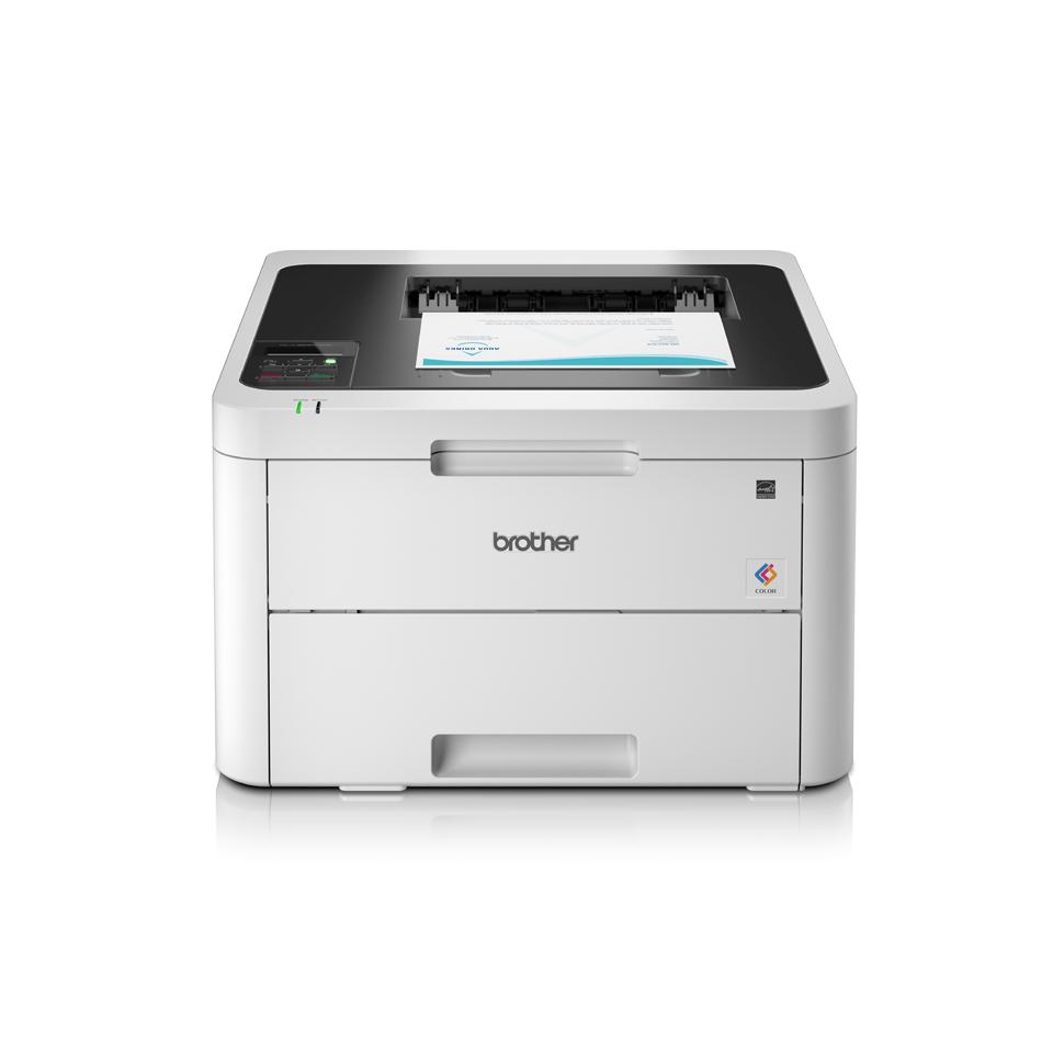 Impresora láser LED color HLL3230CDW, Brother