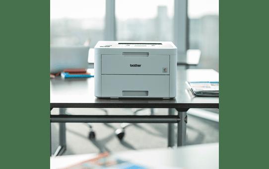 HL-L3230CDW imprimante led couleur wifi 3
