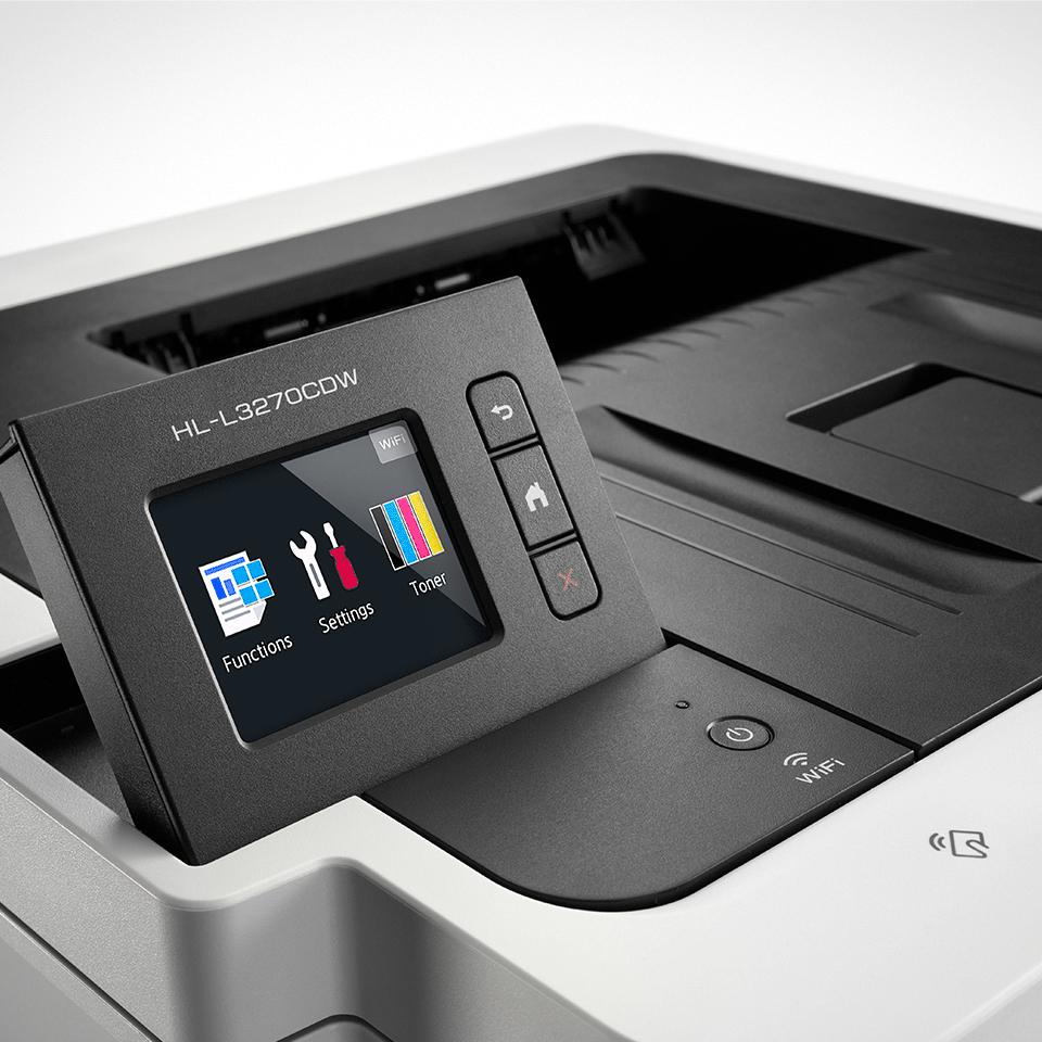 HL-L3270CDW wifi led kleurenprinter 4