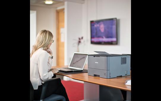 HL-L5000D Imprimante laser monochrome 4