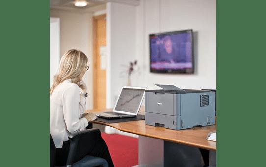 Лазерный принтер HL-L5000D 4