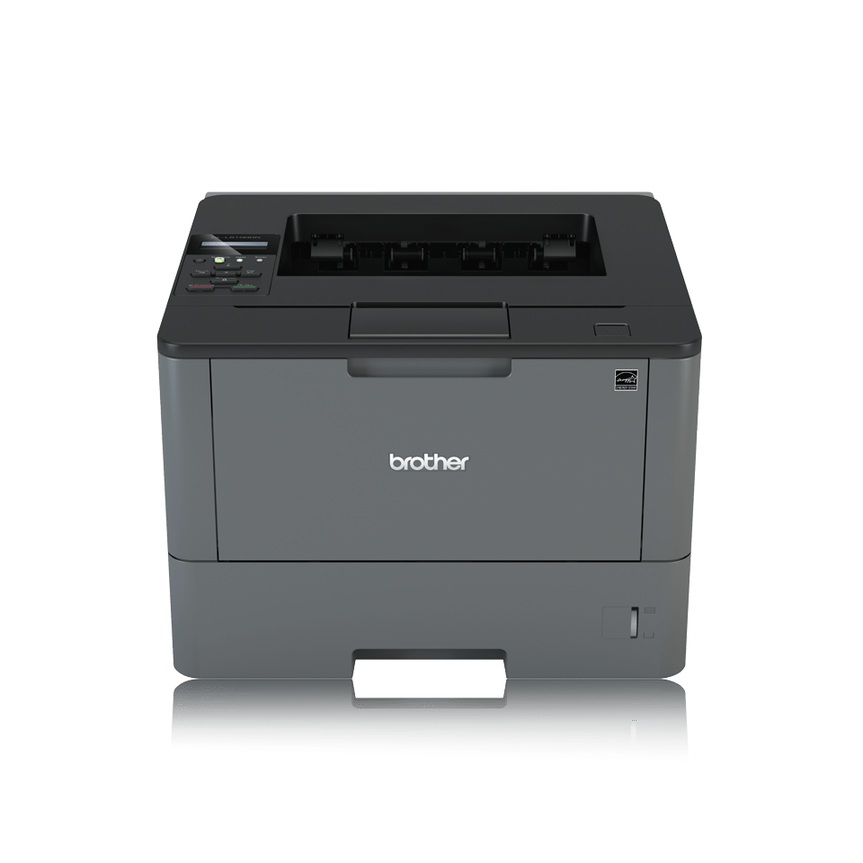 Brother HL-L5100DN Frontansicht