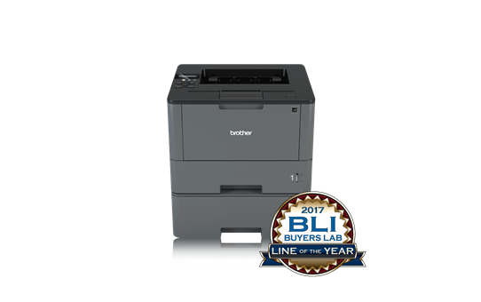 HL-L5100DNT professionele zwart-wit netwerk laserprinter 2
