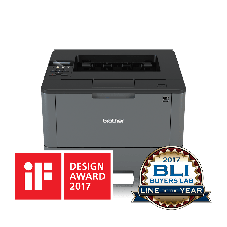 Impresora láser monocromo HL-L5200DW, Brother