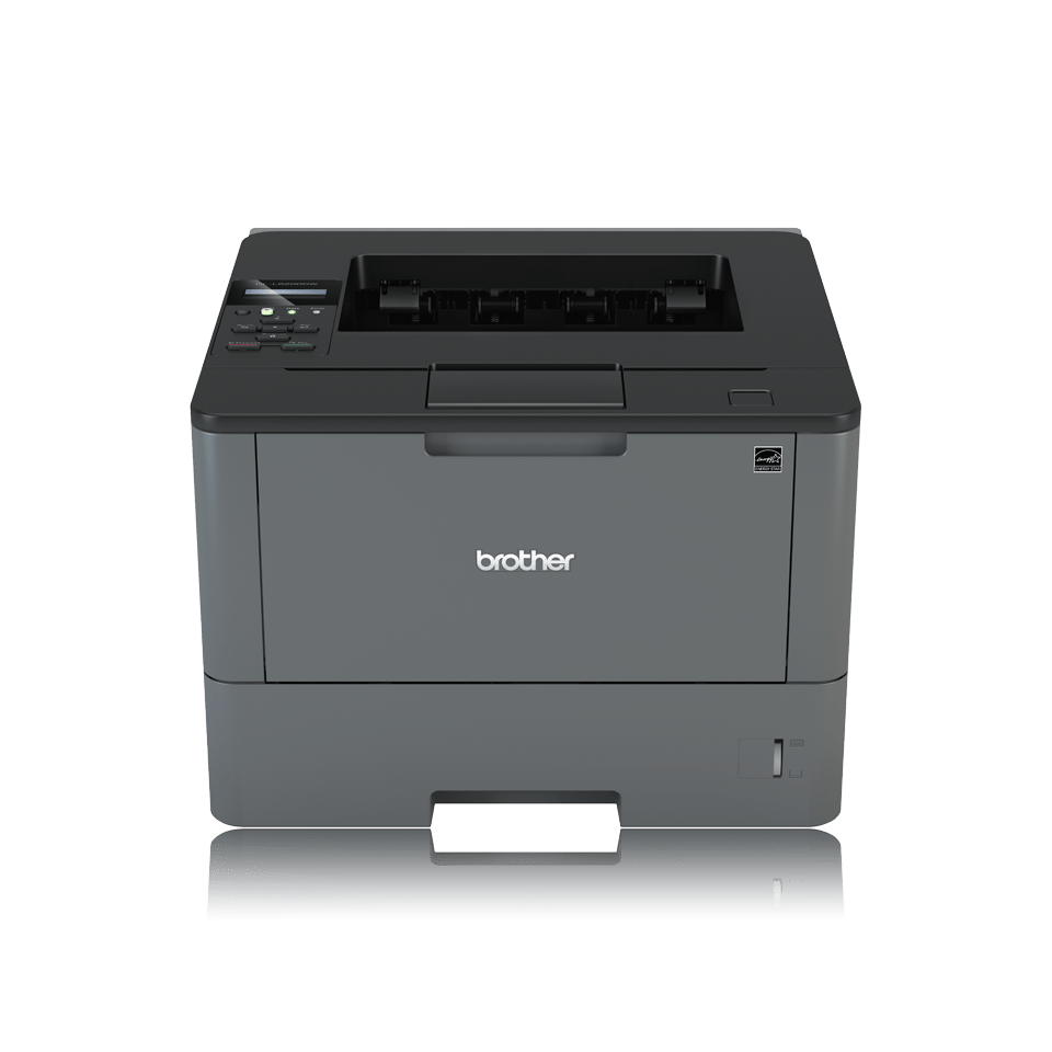 HL-L5200DW Workgroup Mono Laser Printer + WiFi 4