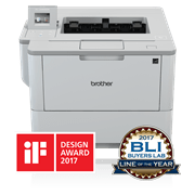 Impresora multifunción láser monocromo HL-L6400DW, Brother