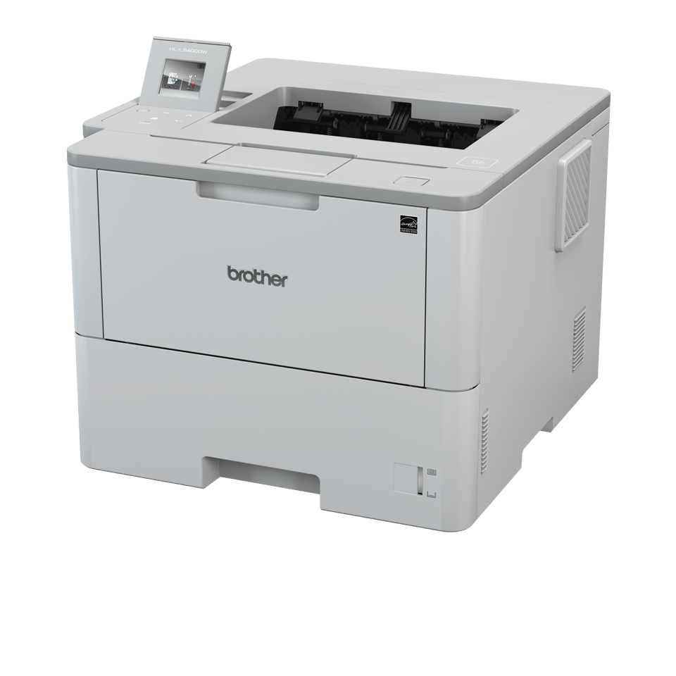 HL-L6400DW Mono Laser Workgroup Printer 2