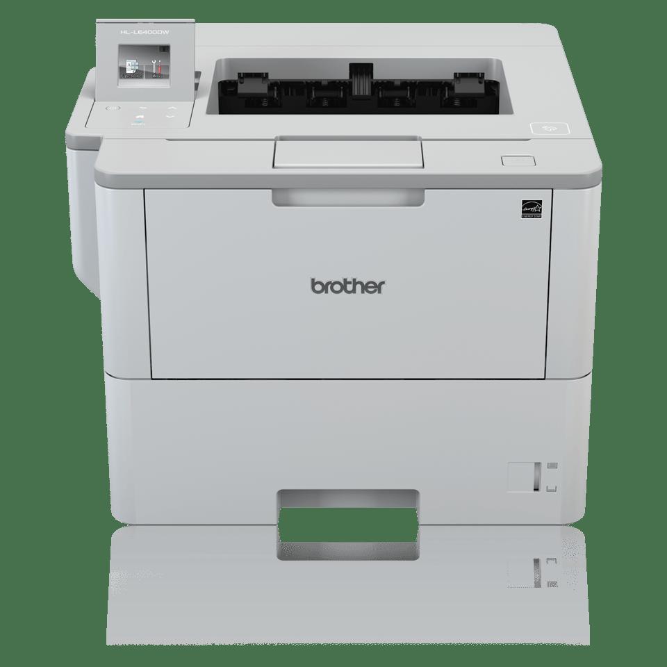 HL-L6400DW professionele zwart-wit wifi laserprinter 4