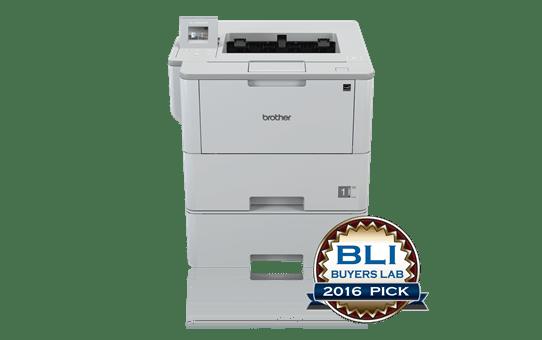 HL-L6400DWT - mustavalkolasertulostin lisäpaperikasetilla