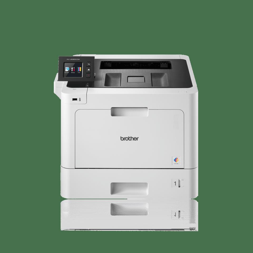 Impresora láser color HL-L8360CDW, Brother