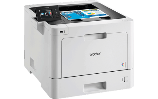 HL-L8360CDW Wireless Colour Laser + LCD 3