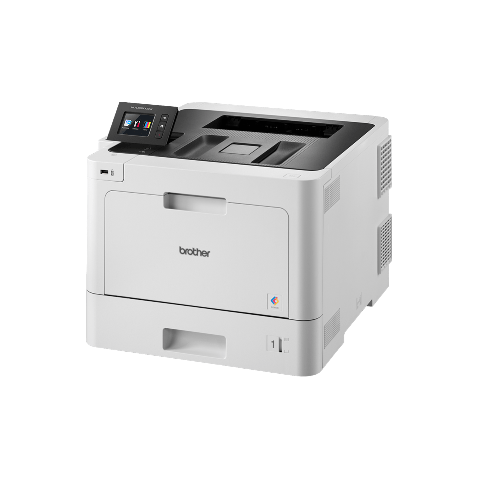 Brother HL-L8360CDW Цветен лазерен принтер с дуплекс и Wi-Fi  2