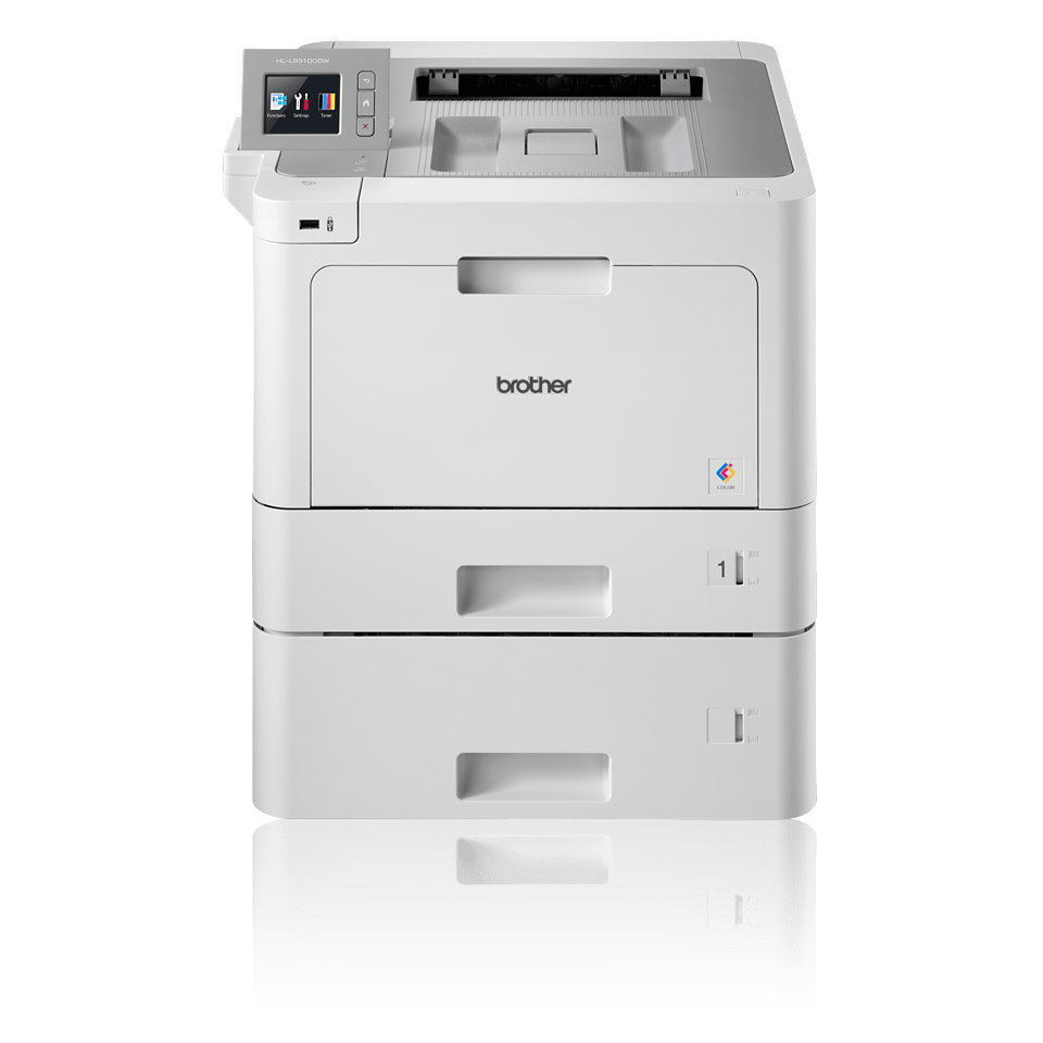 HL-L9310CDW Business Level Wireless Colour Printer 4