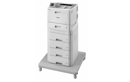 Brother HL-L9310CDWMT profesionāls krāsu, abpusējas drukas, bezvadu tīkla lāzerdrukas daudzfunkciju printeris + torņveida padeve + torņveida padeves savienotājs