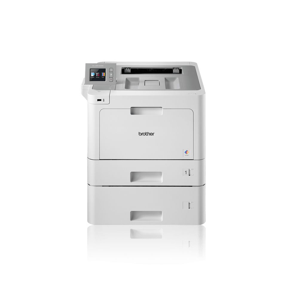 Brother HL-L9310CDWT Frontansicht