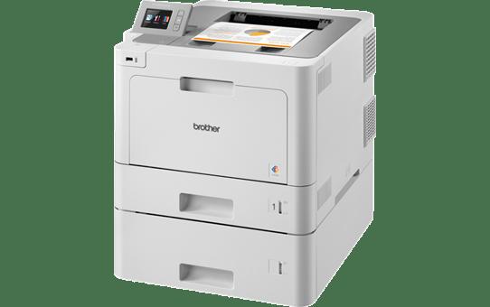 Brother HLL9310CDWT profesjoenll farge laserskriver med stor papirkapasitet 2