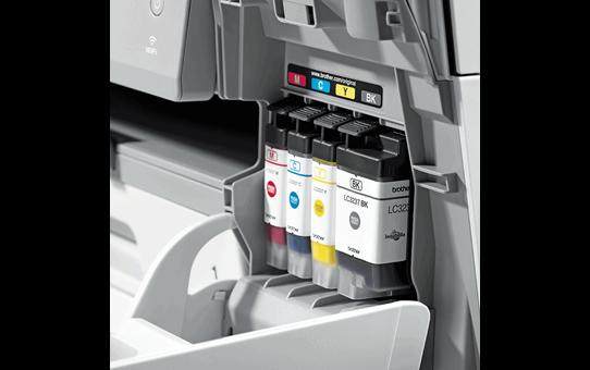 HL-J6000DW imprimante jet d'encre couleur A3 avec Wi-Fi et 2 bacs papier 5