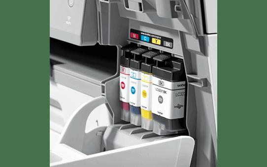 HL-J6000DW A3 kleuren inkjetprinter met wifi en 2 papierladen 5