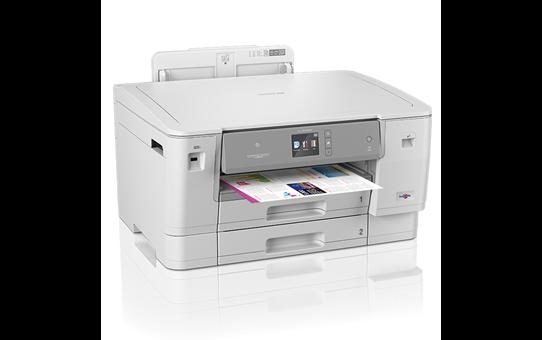 HL-J6000DW A3 kleuren inkjetprinter met wifi en 2 papierladen 2