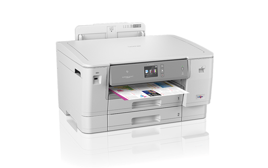 HL-J6000DW Colour Wireless A3 Inkjet Printer 2