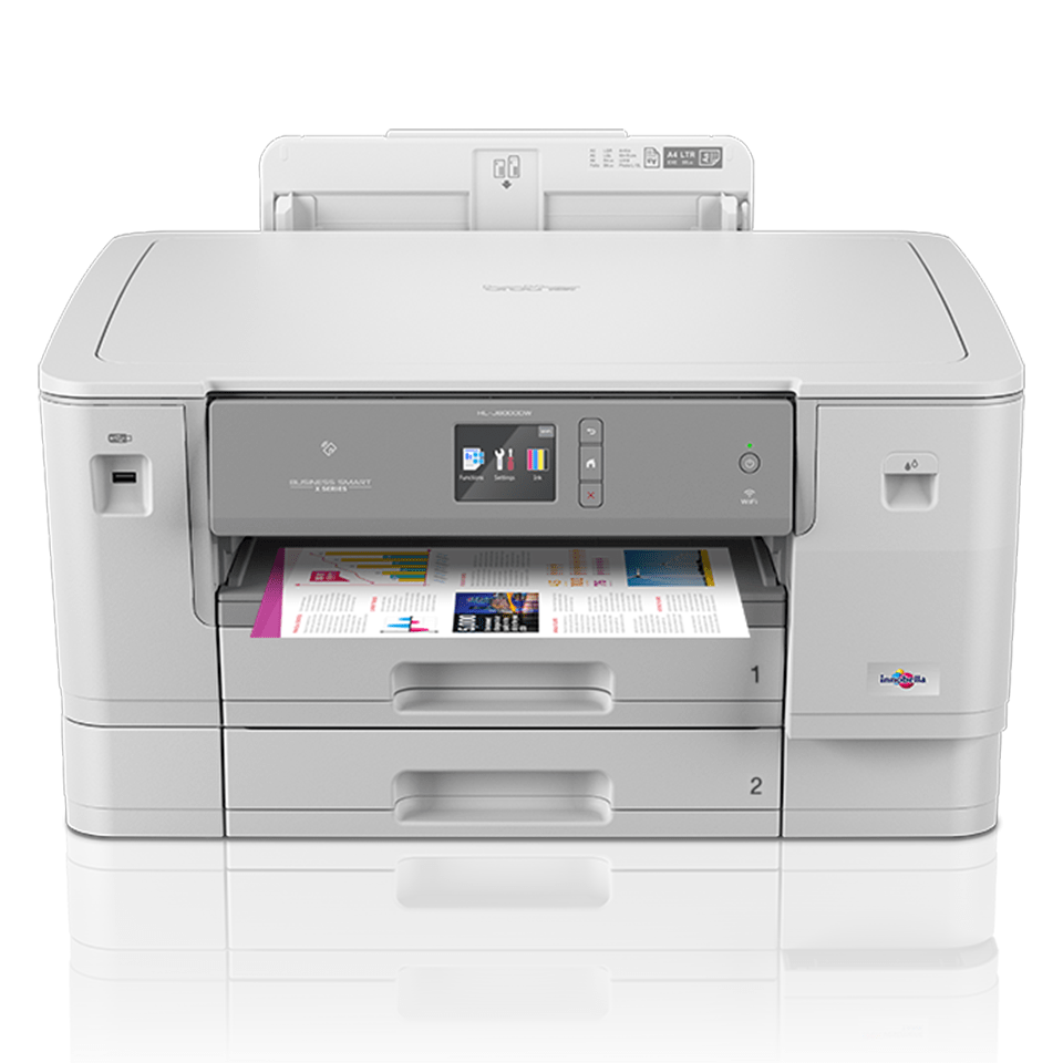 HL-J6000DW Colour Wireless A3 Inkjet Printer