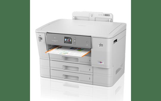 HL-J6100DW A3 kleuren inkjetprinter met wifi en 3 papierladen 2