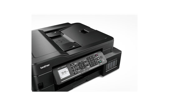 MFC-T920DW barvna brizgalna večfunkcijska naprava 4-v-1 Brother InkBenefit Plus 4