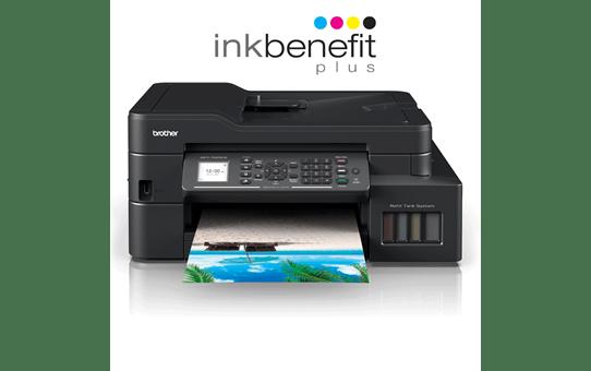 MFC-T920DW InkBenefit Plus - kolorowe urządzenie wielofunkcyjne 4 w 1  8