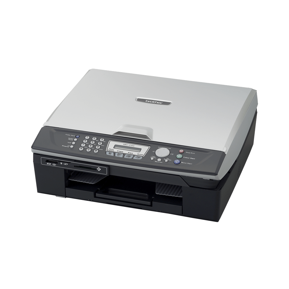 MFC-210C all-in-one inkjetprinter 2