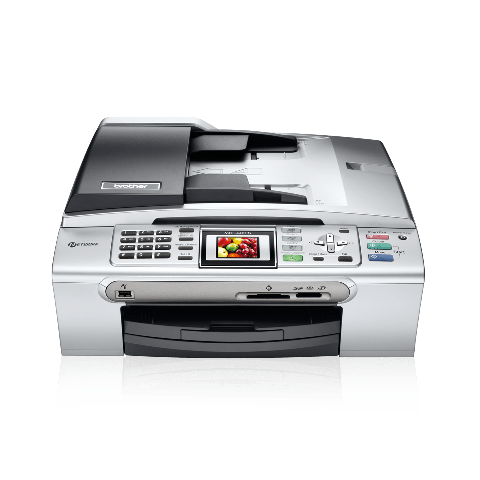 MFC-440CN all-in-one inkjetprinter 2