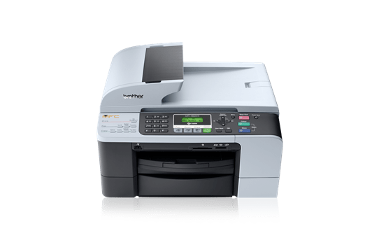 MFC-5860CN all-in-one inkjetprinter 2