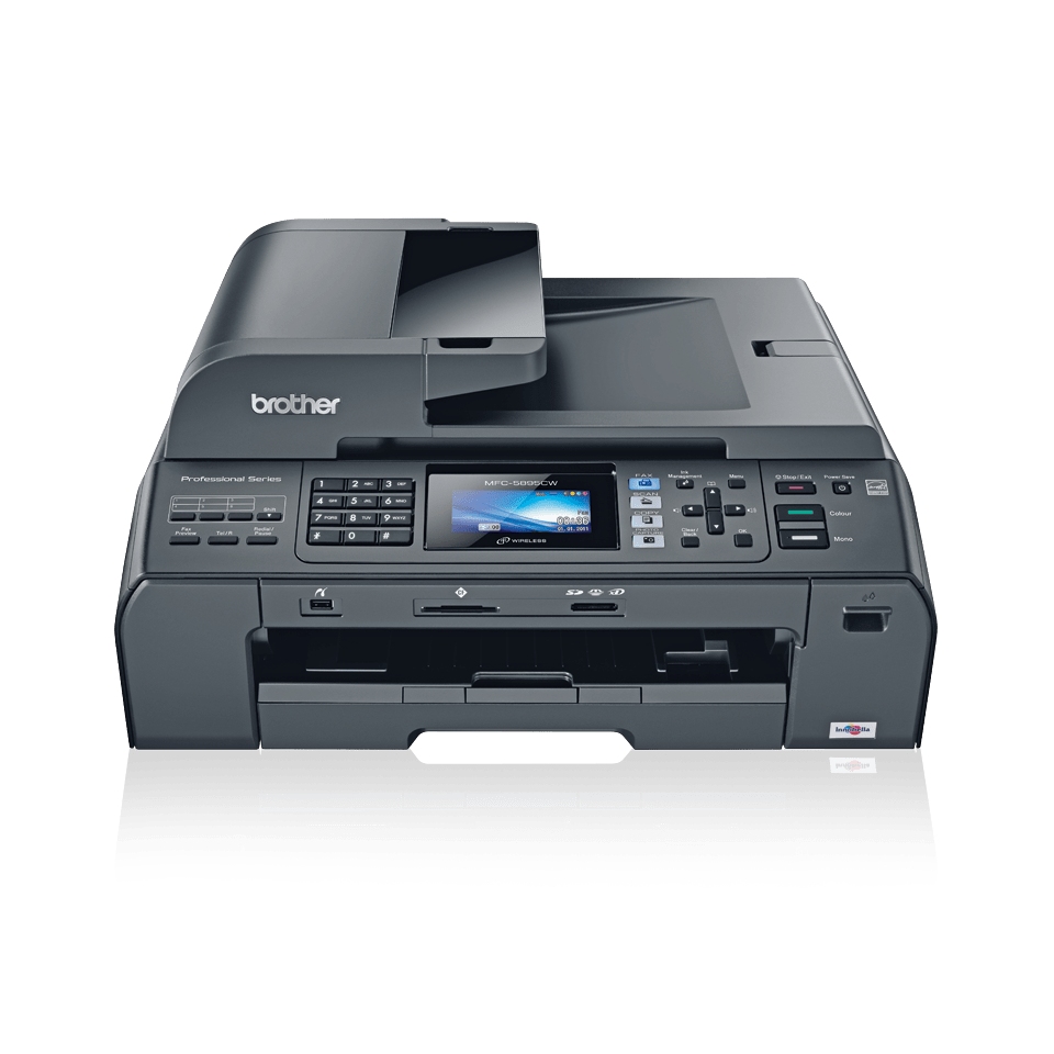 MFC-5895CW all-in-one inkjetprinter 2