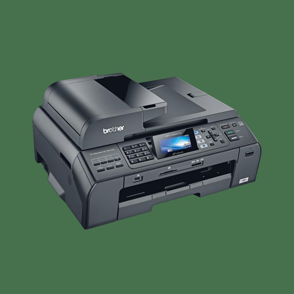MFC-5895CW imprimante jet d'encre tout-en-un 3