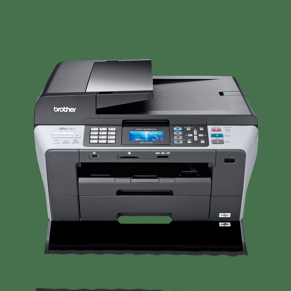 MFC-6490CW - Imprimante multifonctions jet d'encre couleur 2