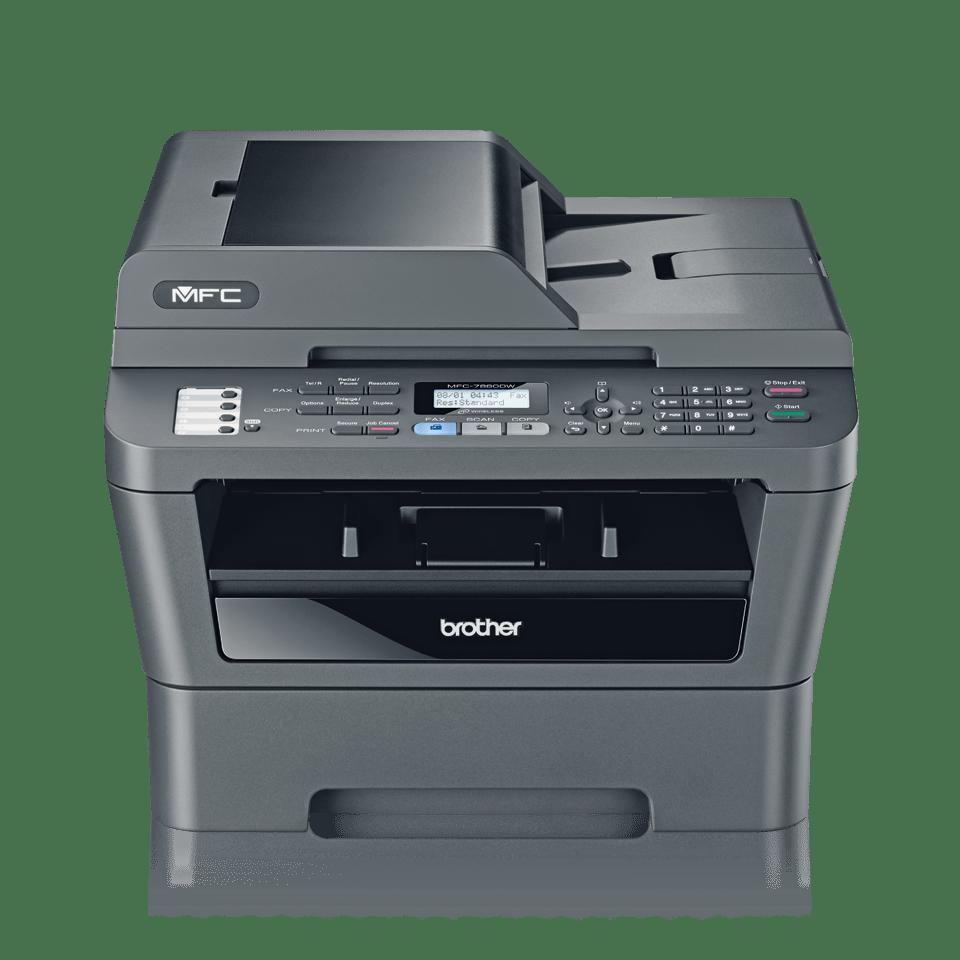MFC-7860DW imprimante laser monochrome tout-en-un 2