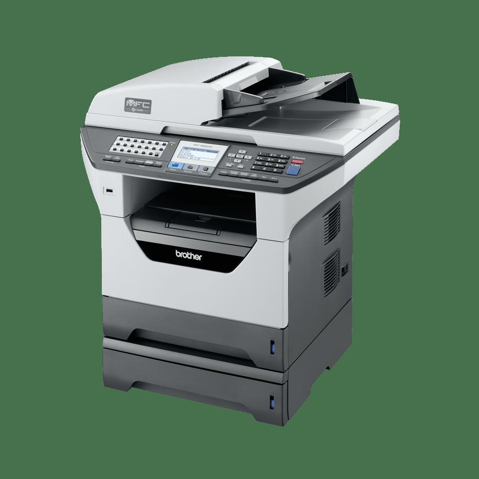 MFC-8880DN - Imprimante multifonctions laser 4