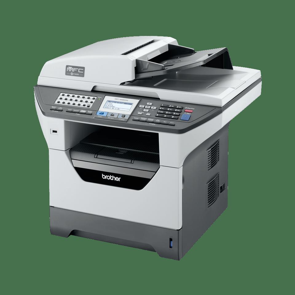 MFC-8880DN imprimante laser monochrome tout-en-un 2