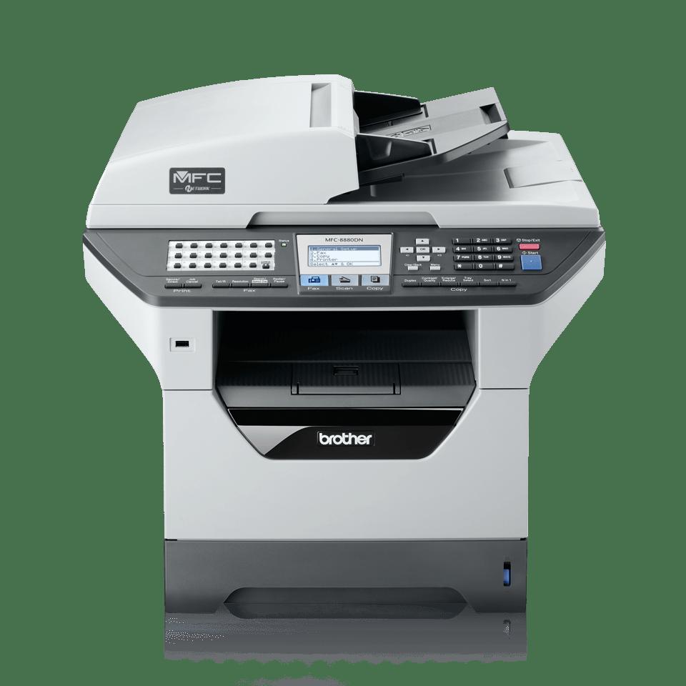 MFC-8880DN - Imprimante multifonctions laser