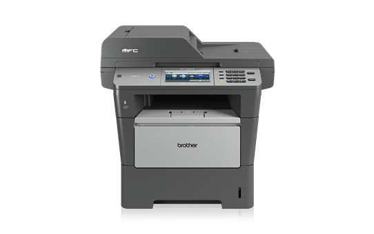 MFC-8950DW all-in-one zwart-wit laserprinter