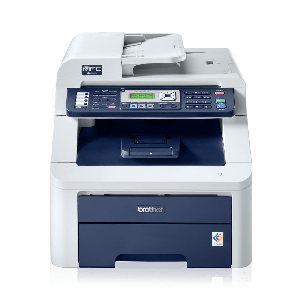 MFC-9120CN all-in-one kleurenlaserprinter 2