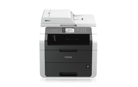 MFC-9140CDN all-in-one kleurenlaserprinter