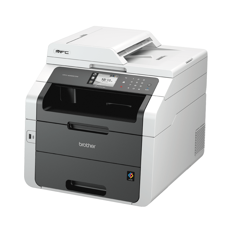 MFC-9330CDW Colour Laser All-in-One + Duplex, Fax, Network, Wi-Fi