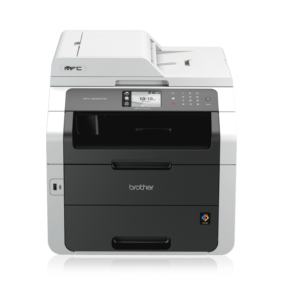 MFC-9340CDW Colour Laser All-in-One + Duplex, Fax, Network, Wi-Fi 2