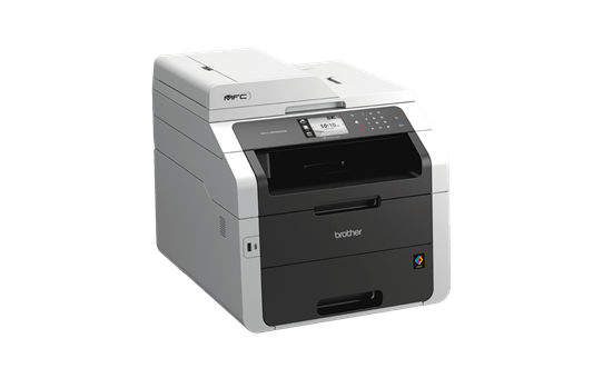 MFC-9340CDW imprimante laser couleur tout-en-un 3