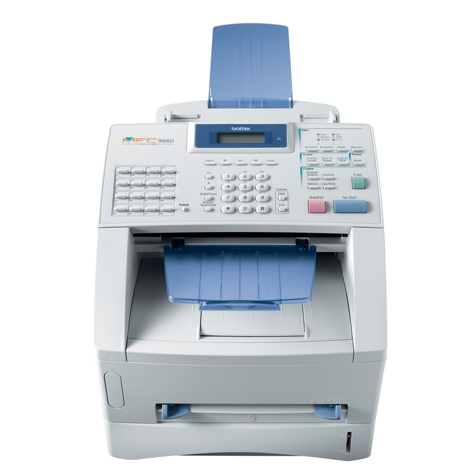 Brother MFC-9650 Frontansicht