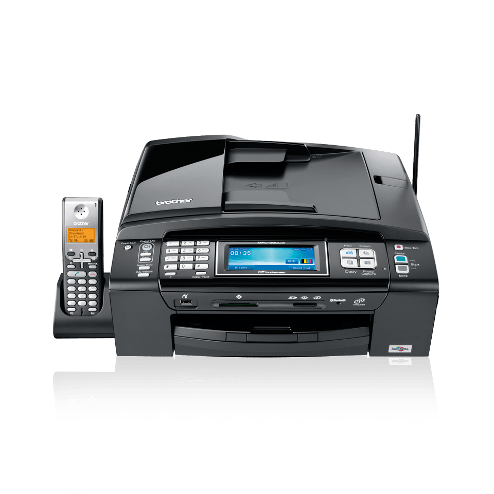 MFC-990CW all-in-one inkjetprinter 2