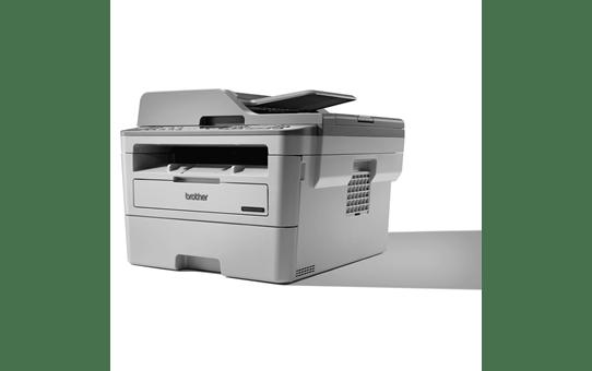 MFC-B7715DW kompaktní drátová & bezdrátová 4-v-1 tonerbenefit mono laserová tiskárna 5