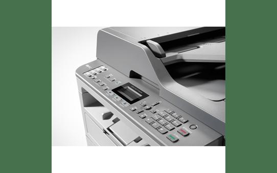 MFC-B7715DW kompaktní drátová & bezdrátová 4-v-1 tonerbenefit mono laserová tiskárna 7