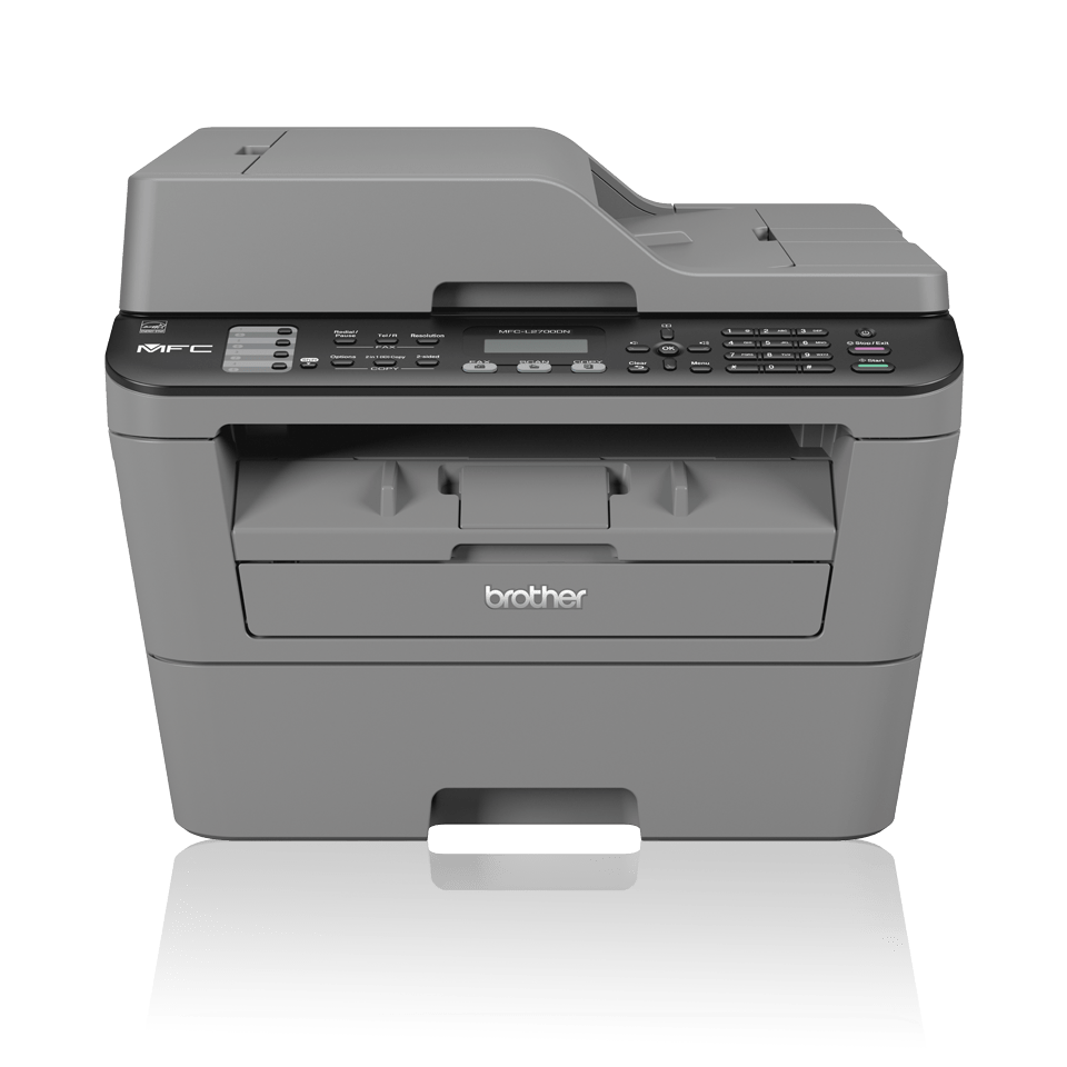 Brother MFC-L2700DN Frontalansicht